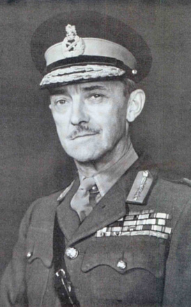 Field Marshal Sir Gerald Templer KG (1898-1979)